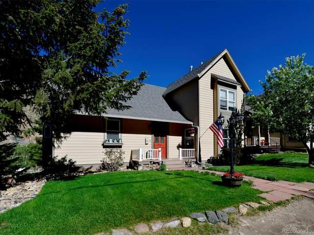 1101 Biddle Street, Georgetown, CO 80444 (#9919590) :: The Harling Team @ HomeSmart