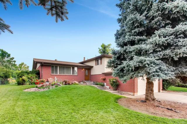 10639 Quivas Street, Northglenn, CO 80234 (#9921502) :: The Peak Properties Group