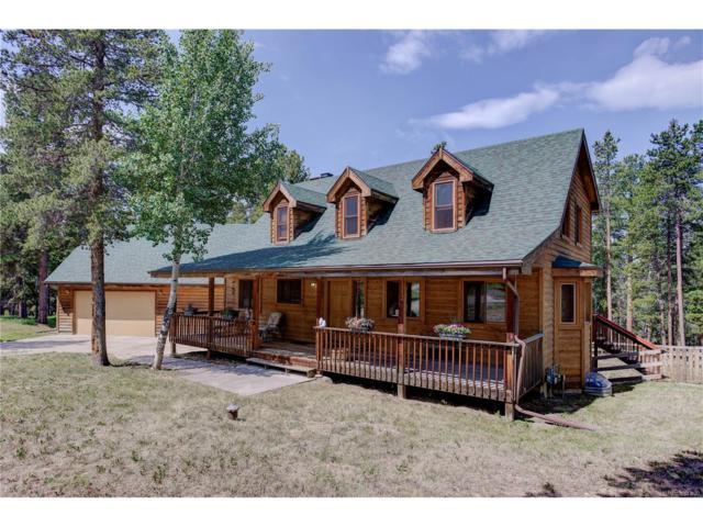 26779 Mirage Drive, Conifer, CO 80433 (MLS #9924742) :: 8z Real Estate