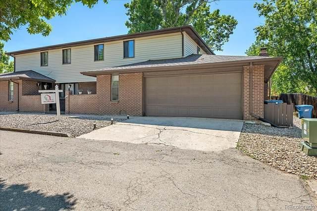 9119 E Chenango Avenue, Greenwood Village, CO 80111 (#9928305) :: Kimberly Austin Properties