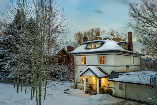 1051 Crawford Avenue, Steamboat Springs, CO 80487 (MLS #9929556) :: 8z Real Estate
