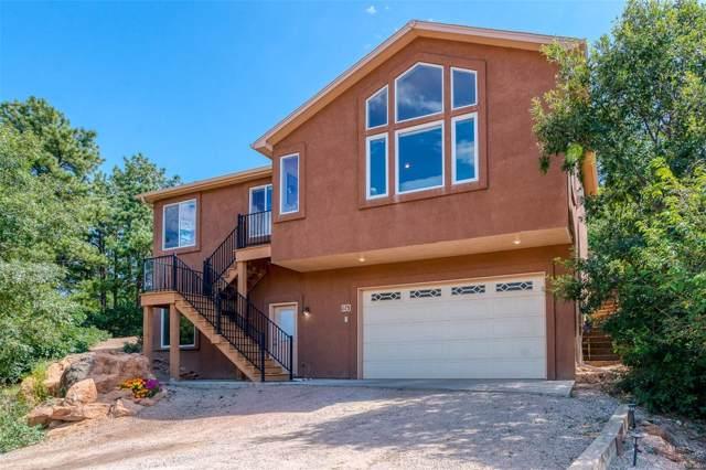 113 Oakdale Drive, Palmer Lake, CO 80133 (#9931780) :: Harling Real Estate