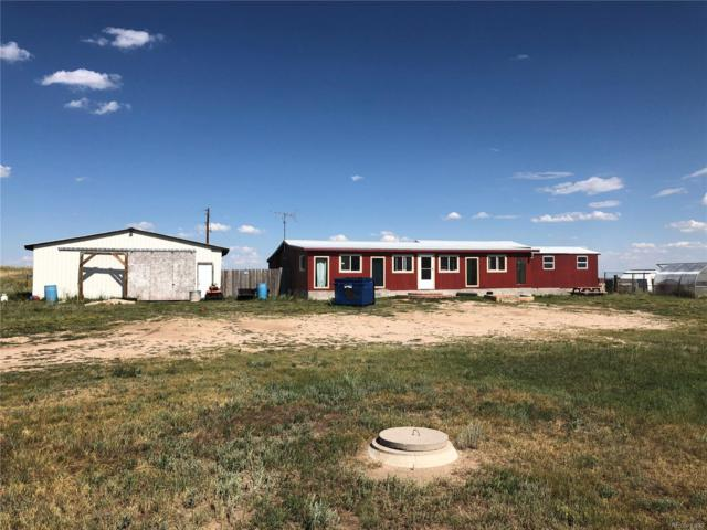 6615 Mulberry Road, Calhan, CO 80808 (MLS #9935541) :: 8z Real Estate