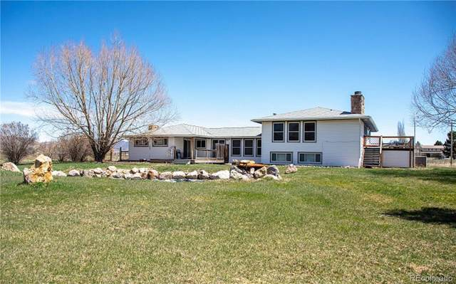 100 Mesa Drive, Meeker, CO 81641 (#9936045) :: Mile High Luxury Real Estate