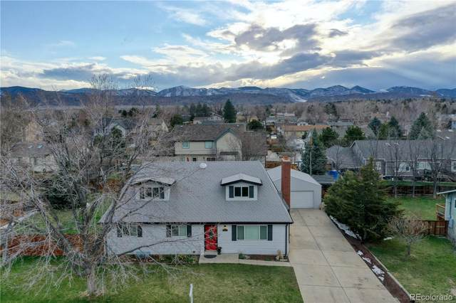 8067 S Dover Street, Littleton, CO 80128 (#9937641) :: Berkshire Hathaway HomeServices Innovative Real Estate