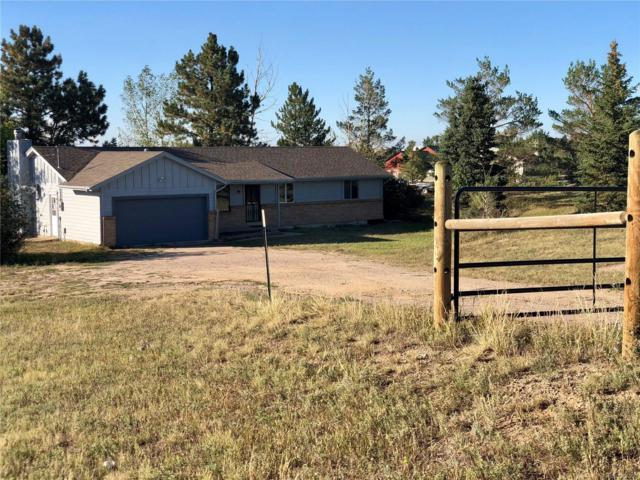 8037 Sun Country Drive, Elizabeth, CO 80107 (#9938701) :: The Peak Properties Group