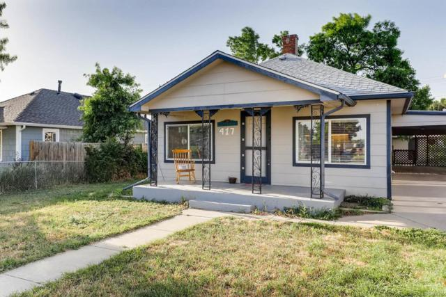 417 6th Street, Frederick, CO 80530 (#9944570) :: Wisdom Real Estate