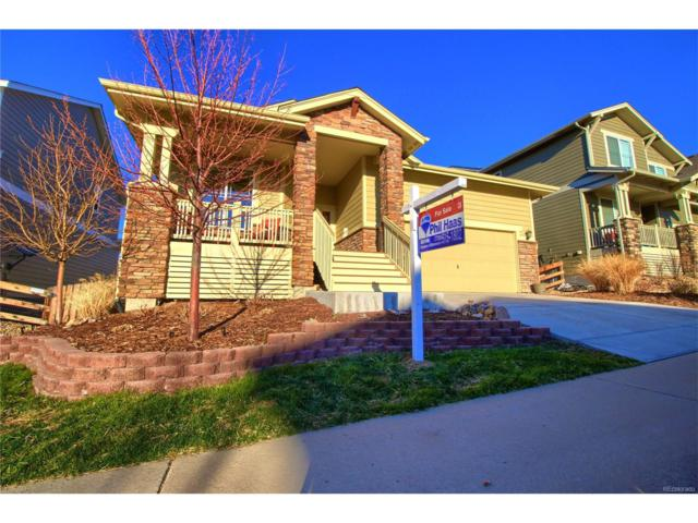 3134 Dragonfly Court, Castle Rock, CO 80109 (#9946876) :: The Peak Properties Group