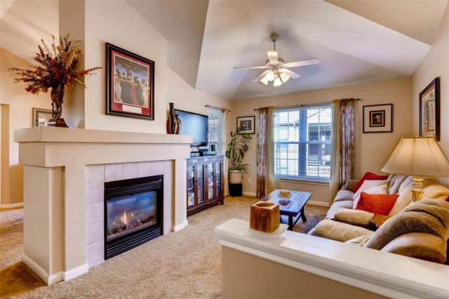 12918 Ironstone Way #302, Parker, CO 80134 (#9954826) :: The Griffith Home Team