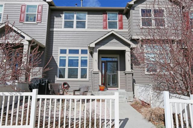 3670 Tranquility Trail, Castle Rock, CO 80109 (#9955367) :: Harling Real Estate