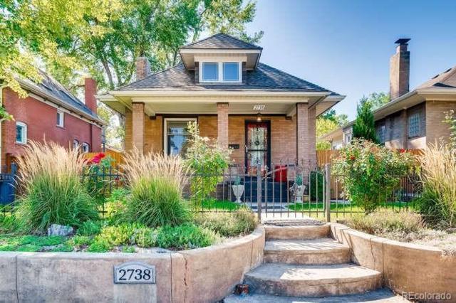 2738 W 38th Avenue, Denver, CO 80211 (#9956530) :: Bring Home Denver