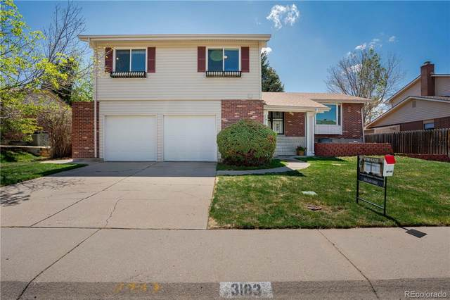 3183 S Wilding Court, Denver, CO 80231 (#9956871) :: The Healey Group