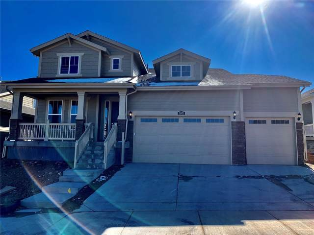 15871 Red Bud Drive, Parker, CO 80134 (#9957304) :: The DeGrood Team