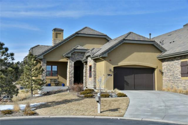 5165 Le Duc Drive, Castle Rock, CO 80108 (MLS #9960898) :: Kittle Real Estate
