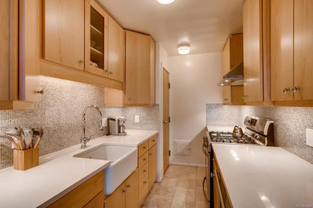 1175 N Emerson Street #303, Denver, CO 80218 (#9963609) :: My Home Team