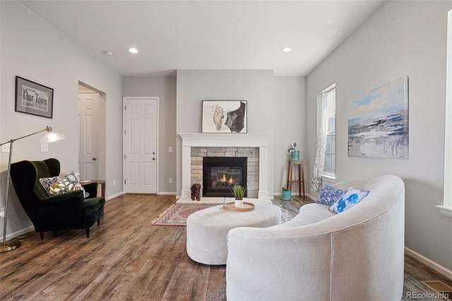6339 Village Lane, Centennial, CO 80111 (#9964686) :: Finch & Gable Real Estate Co.