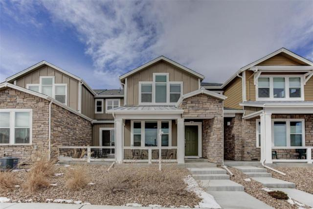 14214 W 88th Drive B, Arvada, CO 80005 (#9966256) :: Compass Colorado Realty