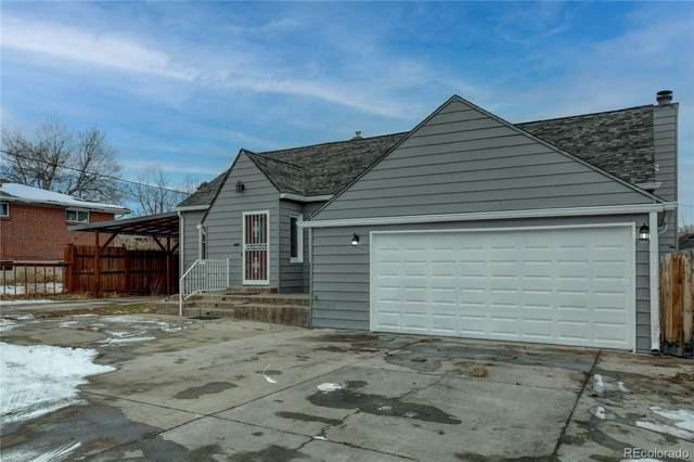 4801 W 1st Avenue, Denver, CO 80219 (#9967283) :: HomeSmart