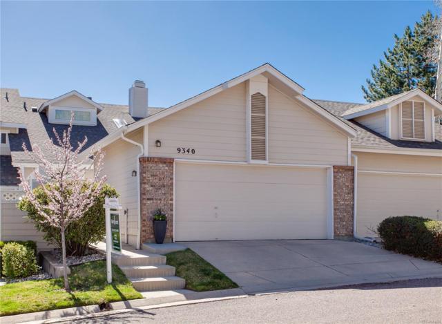 9340 Bauer Court, Lone Tree, CO 80124 (#9967354) :: Colorado Team Real Estate