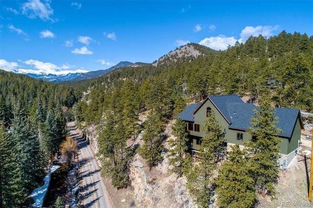 31451 Upper Bear Creek Road, Evergreen, CO 80439 (MLS #9975682) :: 8z Real Estate