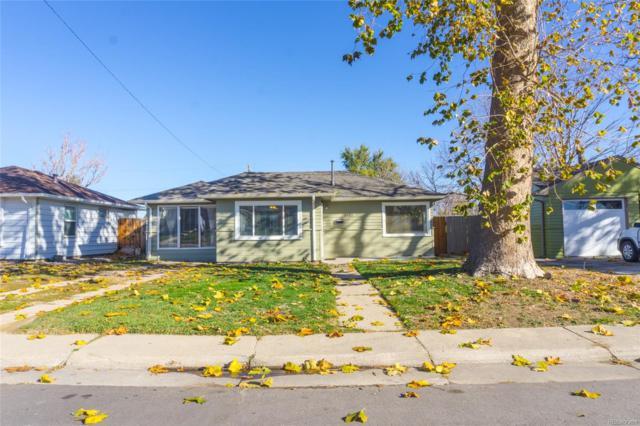 4950 Umatilla Street, Denver, CO 80221 (#9975940) :: The Pete Cook Home Group