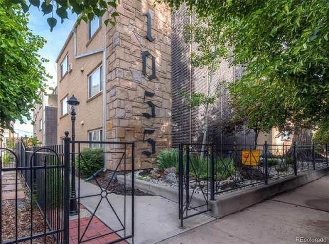 1055 N Corona Street B2, Denver, CO 80218 (#9977873) :: Sultan Newman Group