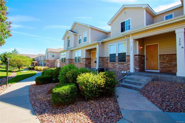 9758 Laredo Street 15C, Commerce City, CO 80022 (MLS #9983703) :: 8z Real Estate