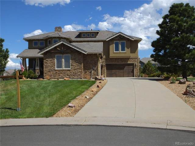 6708 Tremolite Court, Castle Rock, CO 80108 (MLS #9984548) :: 8z Real Estate