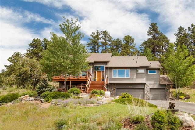 1302 Purgatory Lane, Evergreen, CO 80439 (#9986481) :: Bring Home Denver