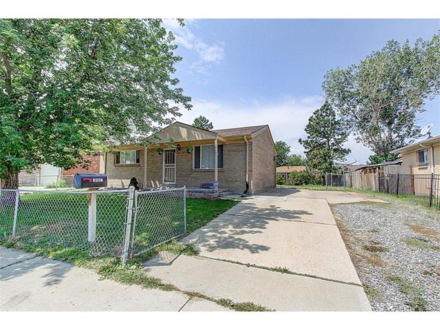 5481 Quentin Street, Denver, CO 80239 (#9991279) :: The Peak Properties Group