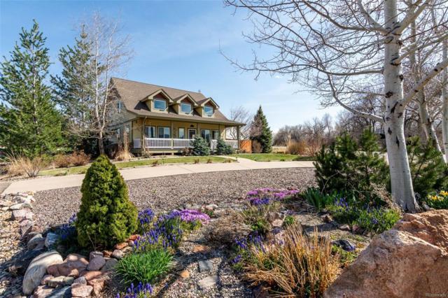 8466 S Carr Street, Littleton, CO 80128 (MLS #9993826) :: 8z Real Estate