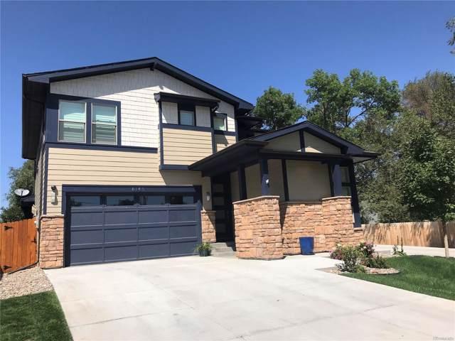 6145 W 8th Avenue, Lakewood, CO 80214 (MLS #9994868) :: 8z Real Estate