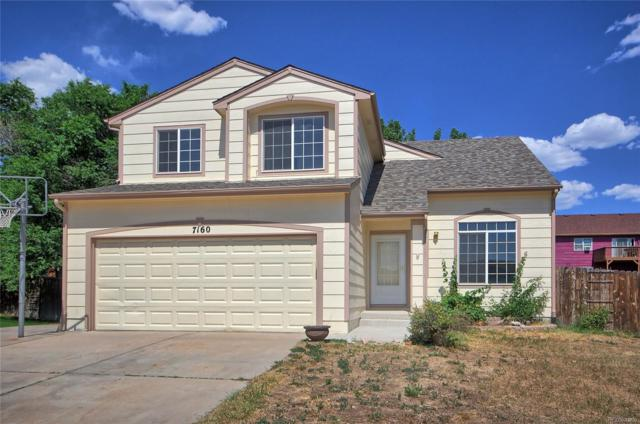7160 Allens Park Drive, Colorado Springs, CO 80922 (#9996638) :: The DeGrood Team