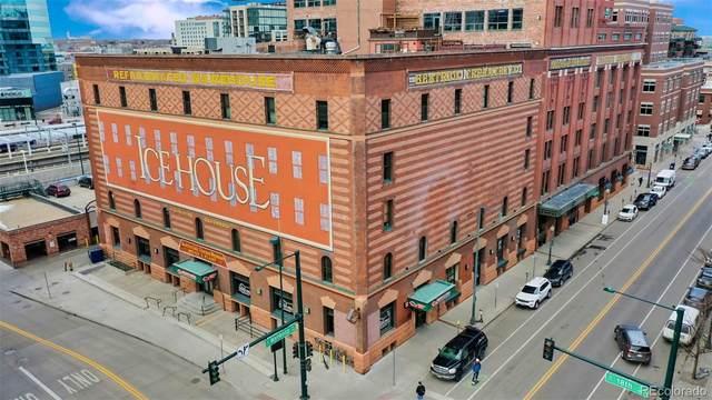 1801 Wynkoop Street #201, Denver, CO 80202 (#9998222) :: Bring Home Denver with Keller Williams Downtown Realty LLC