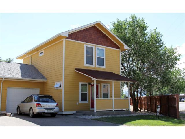 218 O Street Unit B, Salida, CO 81201 (MLS #C236606) :: 8z Real Estate