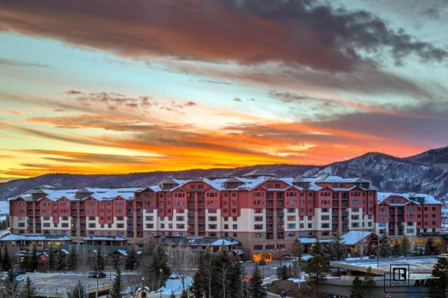 2300 Mt. Werner Circle 503/504Qib, Steamboat Springs, CO 80487 (#S162122) :: Portenga Properties - LIV Sotheby's International Realty