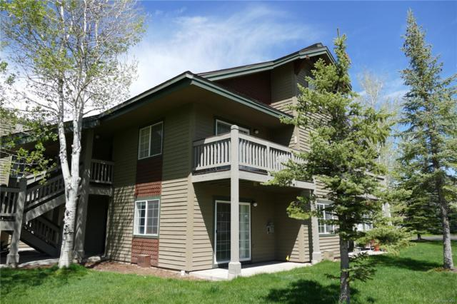 1481 Morgan Court #102, Steamboat Springs, CO 80487 (#S171772) :: The Griffith Home Team