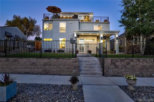 1560 S Fillmore Street, Denver, CO 80210 (#9077317) :: The Scott Futa Home Team