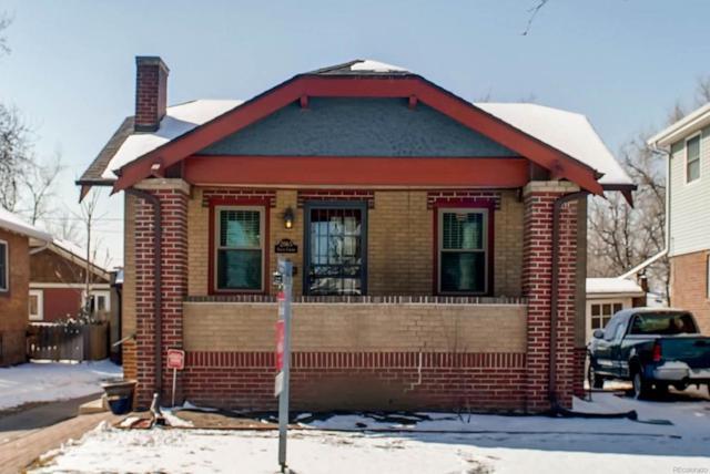 2065 S Corona Street, Denver, CO 80210 (#1504703) :: RE/MAX Professionals