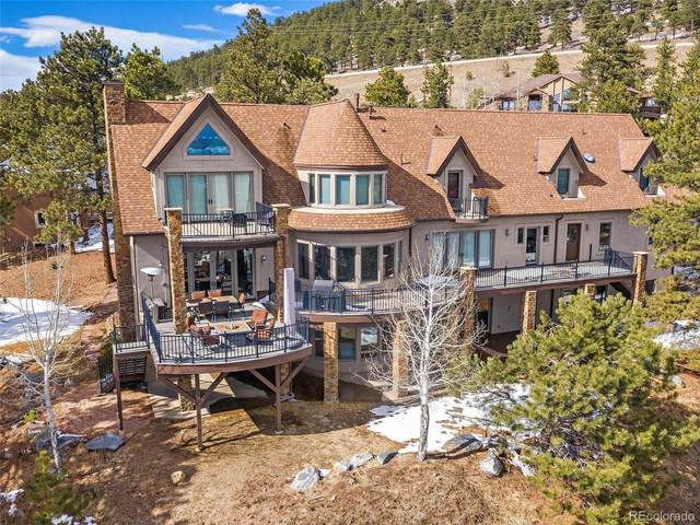 30225 Telluride Lane, Evergreen, CO 80439 (#1505413) :: The Healey Group