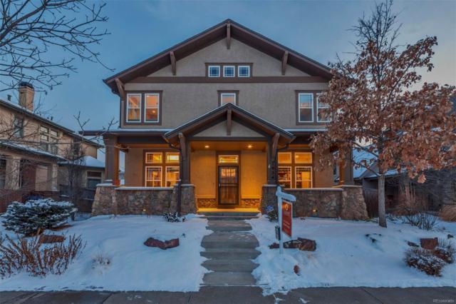 7954 E Bayaud Avenue, Denver, CO 80230 (#1512130) :: Wisdom Real Estate