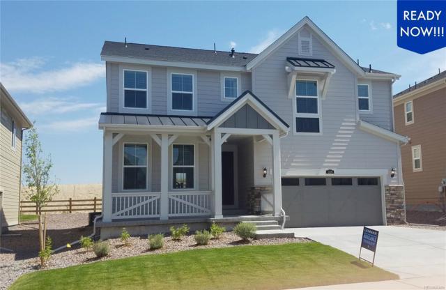 228 Back Nine Drive, Castle Pines, CO 80108 (#1513353) :: The HomeSmiths Team - Keller Williams