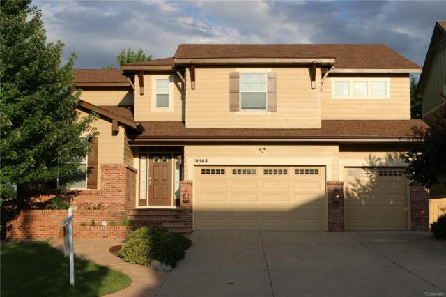 10568 Stonington Street, Highlands Ranch, CO 80126 (#1527797) :: The Peak Properties Group