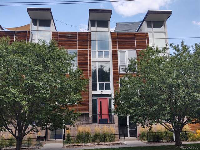 441 24th Street, Denver, CO 80205 (#1551502) :: Venterra Real Estate LLC