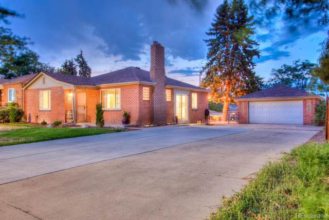 5051 W 35th Avenue, Denver, CO 80212 (#1555934) :: The Brokerage Group