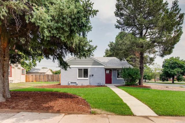 3200 N Cook Street, Denver, CO 80205 (#1570342) :: The Healey Group