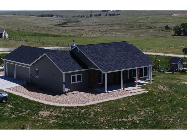 6239 Pine Ridge Drive, Elizabeth, CO 80107 (MLS #1577605) :: 8z Real Estate