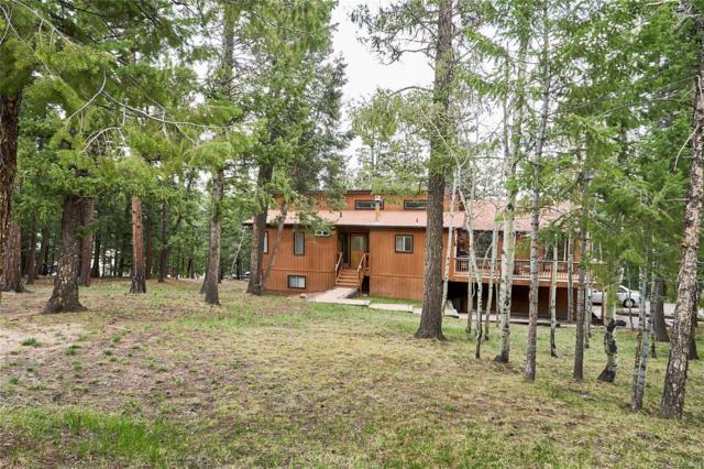 31953 Snowshoe Road, Evergreen, CO 80439 (#1594680) :: Wisdom Real Estate