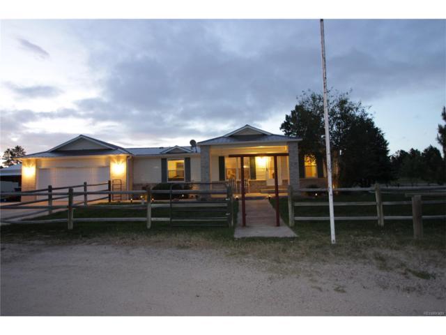 23117 Jade Circle, Deer Trail, CO 80105 (MLS #1606437) :: 8z Real Estate