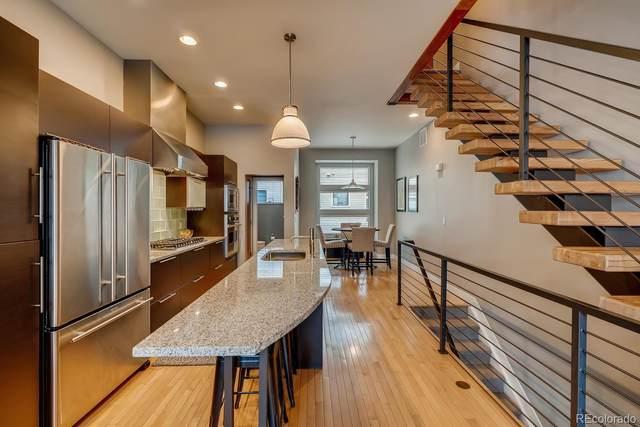 2900 Inca Street #18, Denver, CO 80202 (#1608135) :: Wisdom Real Estate